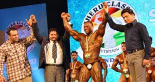 Amit Chettri Winner