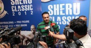 Sheru Classic Fitness Expo